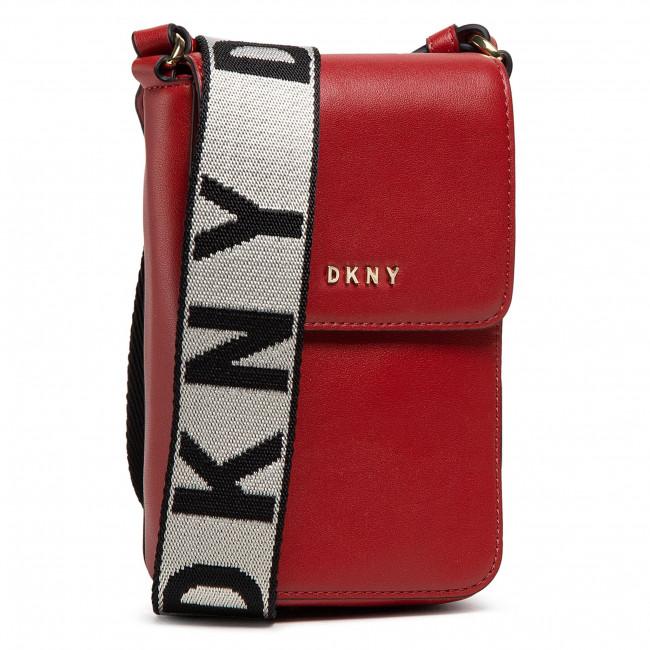 Kabelka DKNY - Winonna Flap Phone C R11EKM09  Bright Red 620