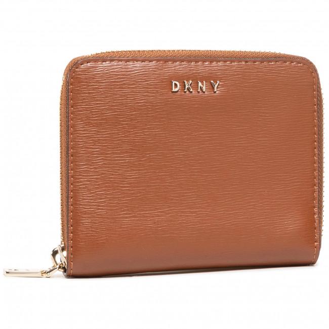 Veľká Peňaženka Dámska DKNY - Bryant-Sm Zip Around R8313656 Caramel 237