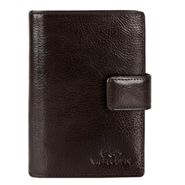 Veľká Peňaženka Pánska WITTCHEN - Italy Wallet DBN 21-1-291-4 Hnedá