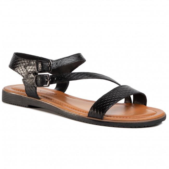 Sandále LASOCKI - WI23-NANCY-03 Black 1