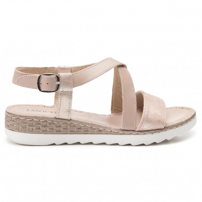 Sandále LASOCKI WE22 Pink