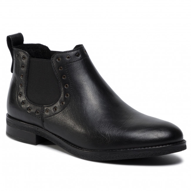 Kotníková obuv s elastickým prvkom LASOCKI - WI23-DALIA-08 Black