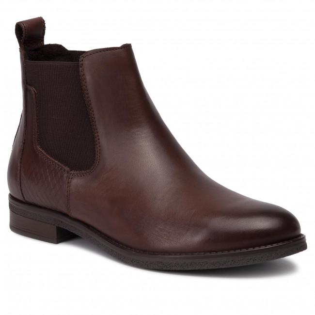Kotníková obuv s elastickým prvkom LASOCKI - WI23-DALIA-09  Brown