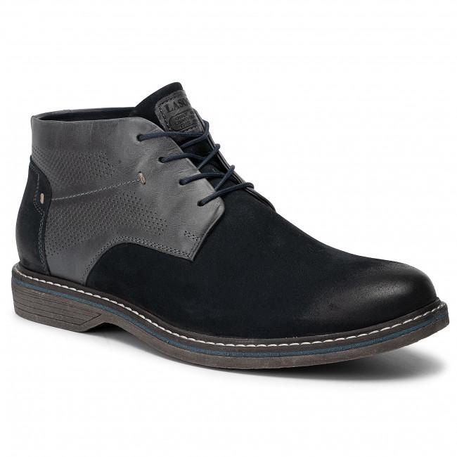 Outdoorová obuv LASOCKI FOR MEN - MI08-C597-588-02 Cobalt Blue