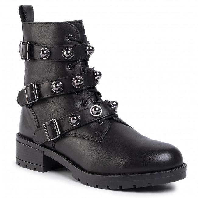 Členková obuv GINO ROSSI - RST-ARTI-01 Black