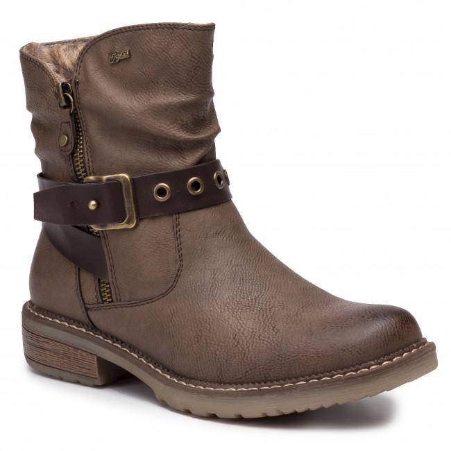 Členková obuv GO SOFT - 9717-14811B-43R Beige