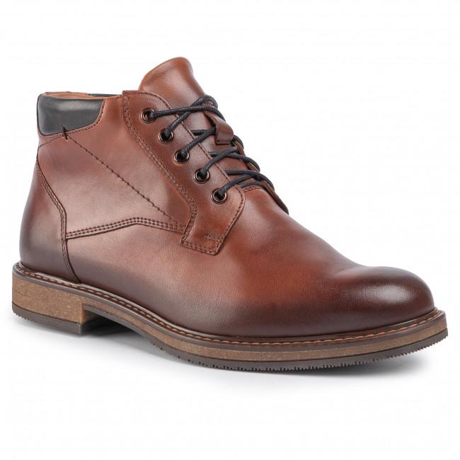 Outdoorová obuv LASOCKI FOR MEN - 9440-SKAN Brown