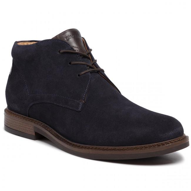 Outdoorová obuv GINO ROSSI - MI08-C641-639-02 Cobalt Blue