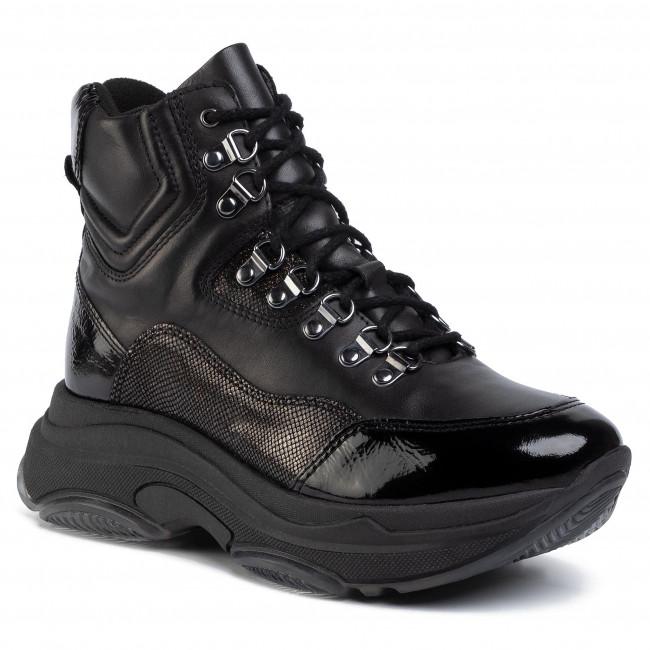 Členková obuv GINO ROSSI - RST-BALE-03 Black