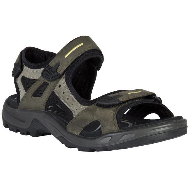 Sandále ECCO - Offroad Yucatan Sandal 6956456396 Sivá