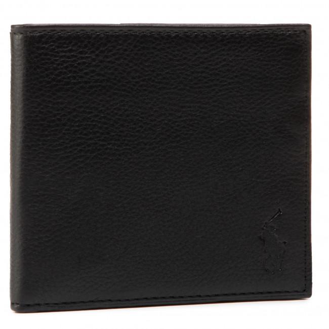 Veľká Peňaženka Pánska POLO RALPH LAUREN - Ongoing 405526310003 Black
