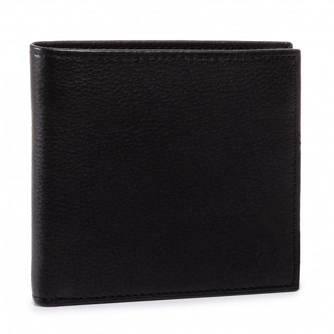 Veľká Peňaženka Pánska POLO RALPH LAUREN - Ongoing 405526127002  Black