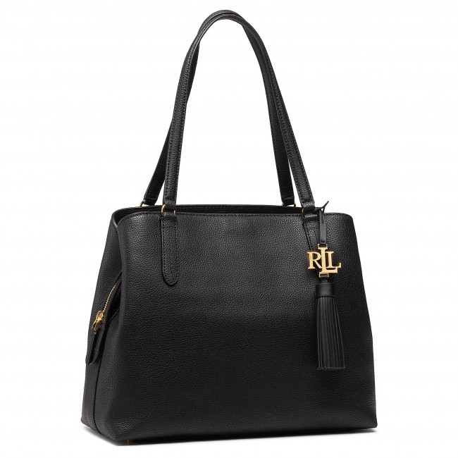 Kabelka LAUREN RALPH LAUREN - Quinn 34 Shoulder Bag 431818738001  Black