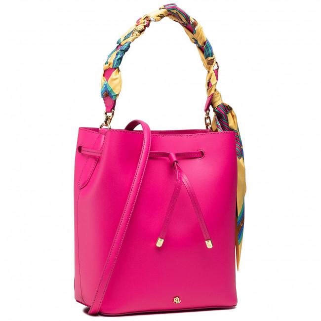 Kabelka LAUREN RALPH LAUREN - Debby 431826825002  Pink Multi