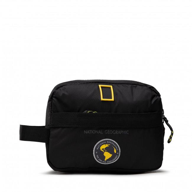 ľadvinka NATIONAL GEOGRAPHIC - Toiletry Bag N16981.06 Black 06
