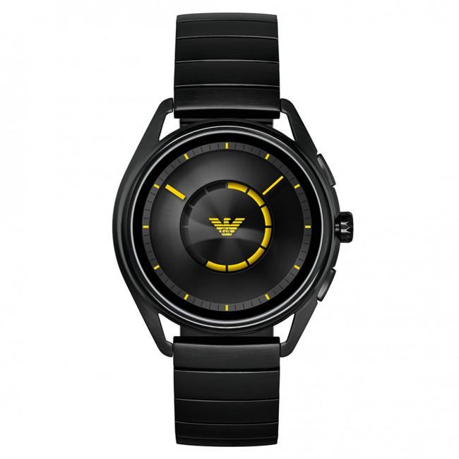 Smart hodinky EMPORIO ARMANI - Matteo ART5007 Black