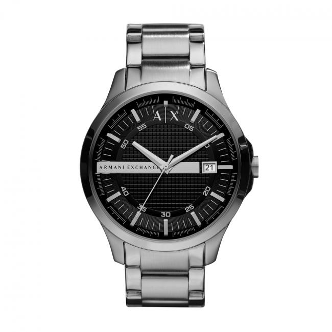 Hodinky ARMANI EXCHANGE - Hampton AX2103 Silver/Silver