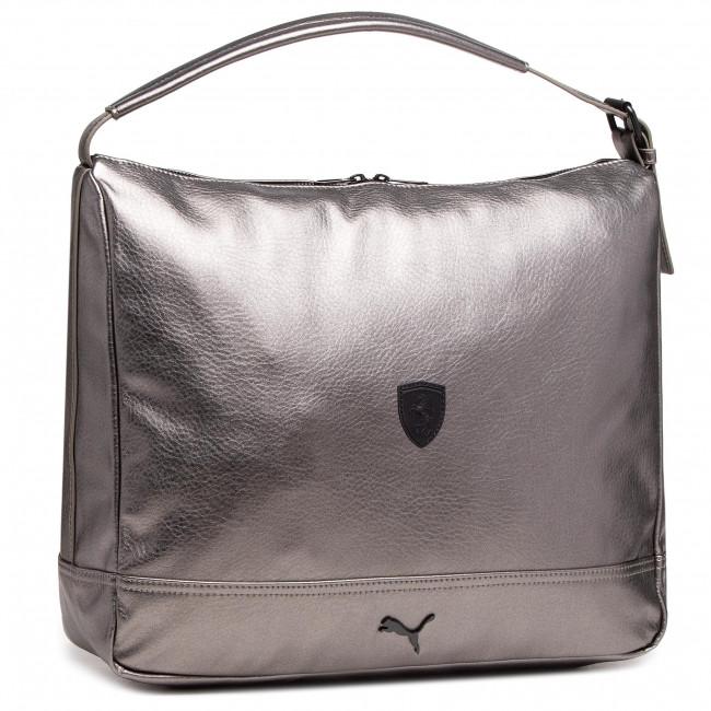 Kabelka PUMA - Sf Ls Hobo Handbag 075514 01 Metallic Ash