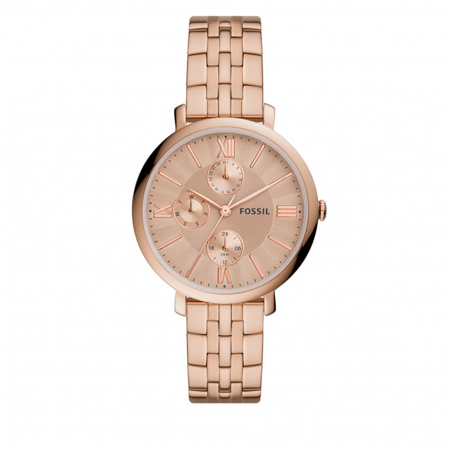Hodinky FOSSIL - Jacqueline ES5119 Gold/Gold