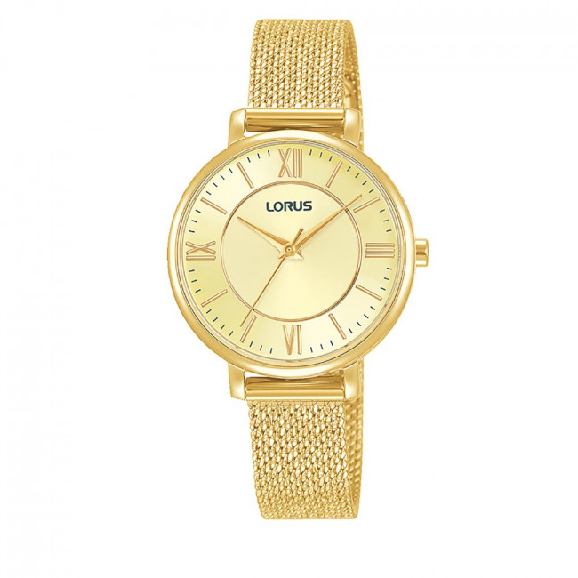 Hodinky LORUS - RG264TX9 Gold