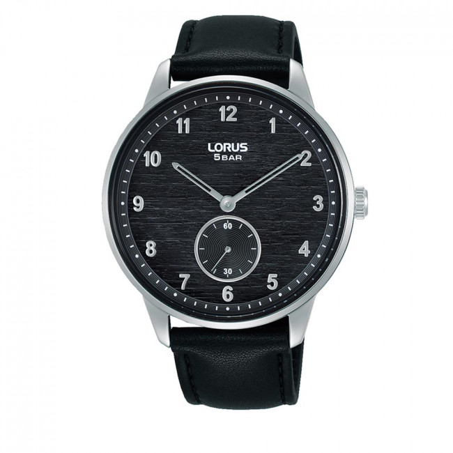Hodinky LORUS - RN461AX9 Black/Silver