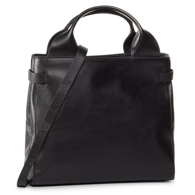 Kabelka CLARKS - The Ella Lge 261503510 Black Leather