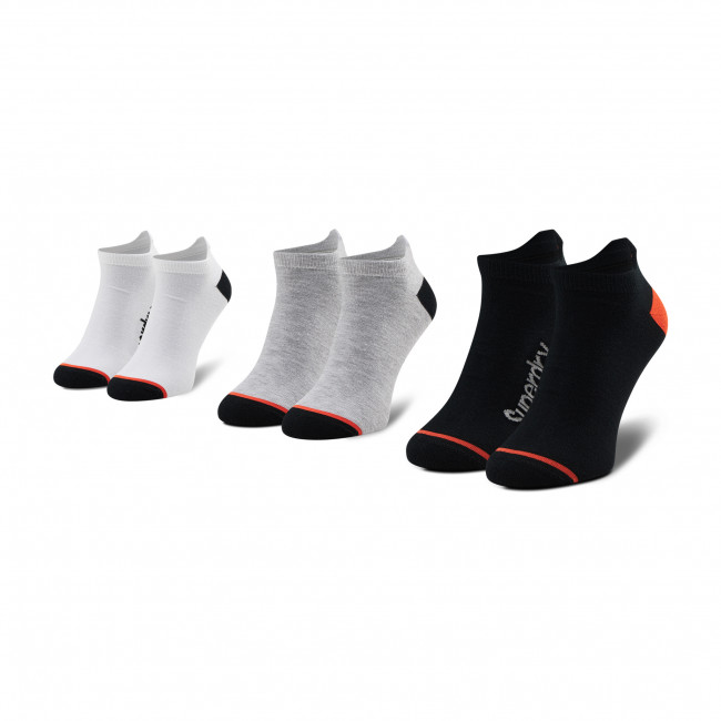 Súprava 3 párov kotníkových ponožiek pánských SUPERDRY - Cool Max Ankle MS400009A Mono Multipack 0TP