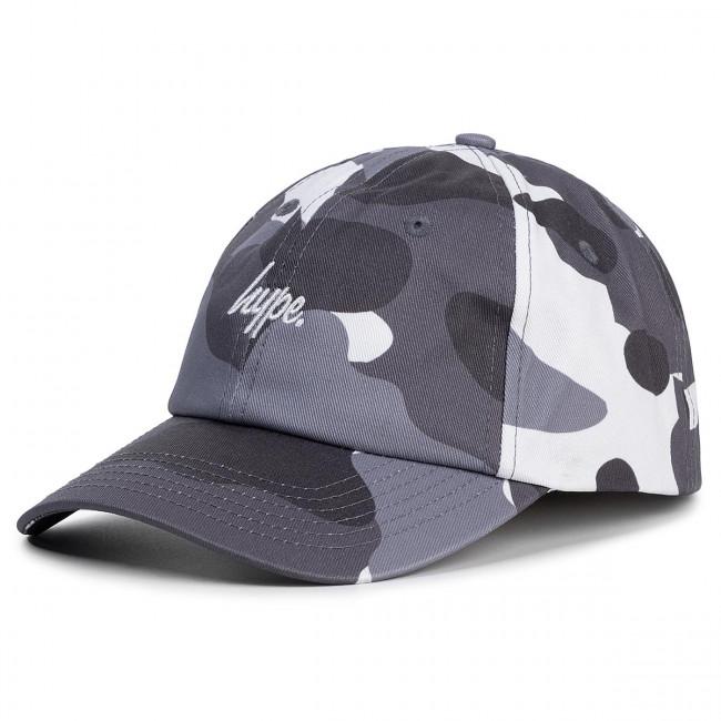 Šiltovka HYPE - Dad Hat HY006-0112 Grey/White