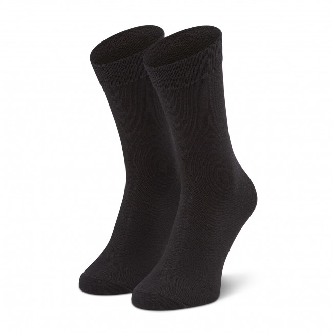 Ponožky Vysoké Pánske JACK&JONES - Jjjens Sock Noos 12059471 Black
