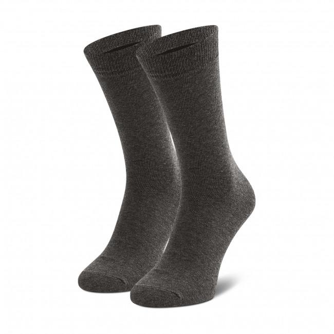 Ponožky Vysoké Pánske JACK&JONES - Jjj Sock Noos 12059471 r.OS Dark Grey Melange