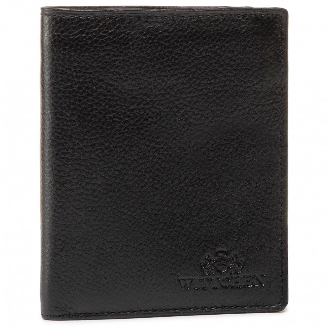 Veľká Peňaženka Pánska WITTCHEN - 21-1-009-10L Čierna