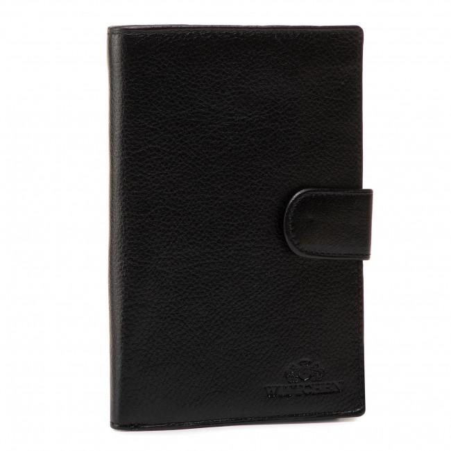 Veľká Peňaženka Pánska WITTCHEN - 21-1-035-10L Czarny
