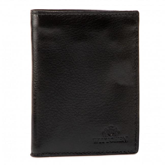 Veľká Peňaženka Pánska WITTCHEN - 21-1-023-10 Čierna