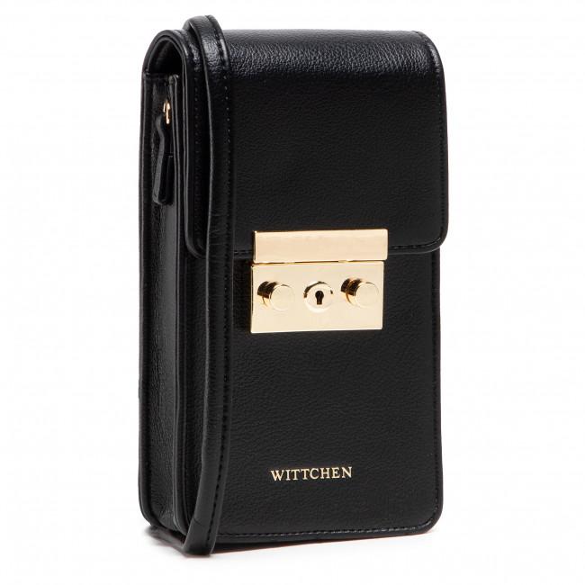 Kabelka WITTCHEN - 92-2Y-564-1  Čierna