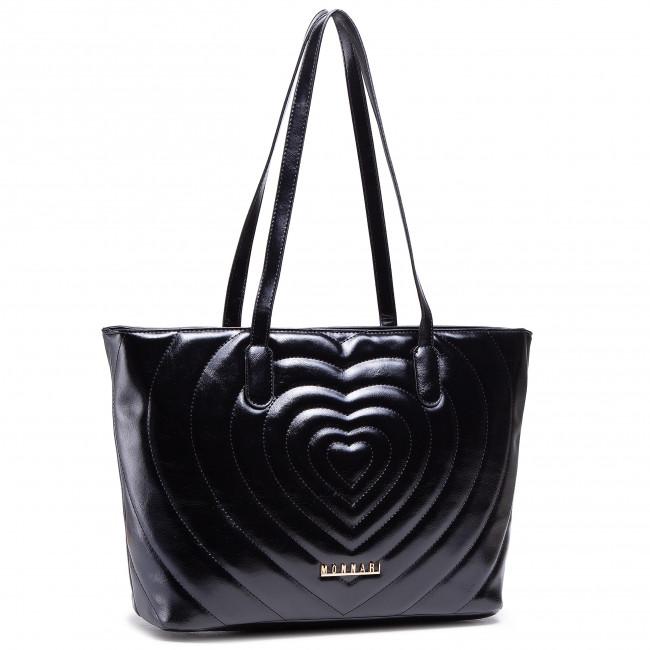 Kabelka MONNARI - BAG1810-020 Black