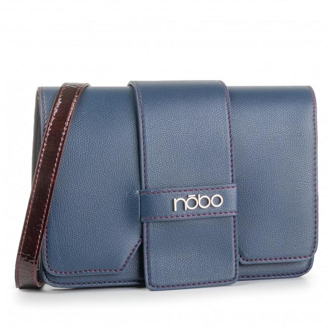 Kabelka NOBO - NBAG-H1120-C013 Tmavo modrá