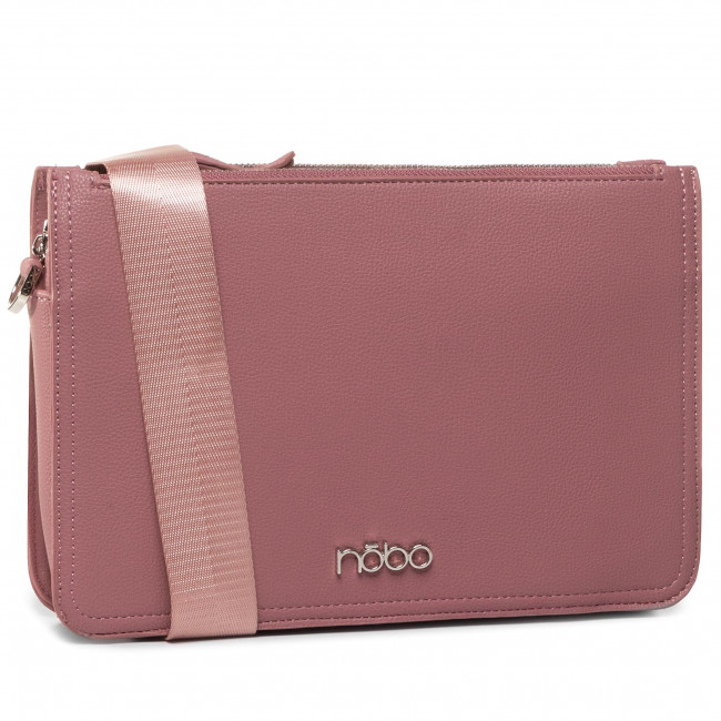 Kabelka NOBO - NBAG-I2670-C004 Ružová