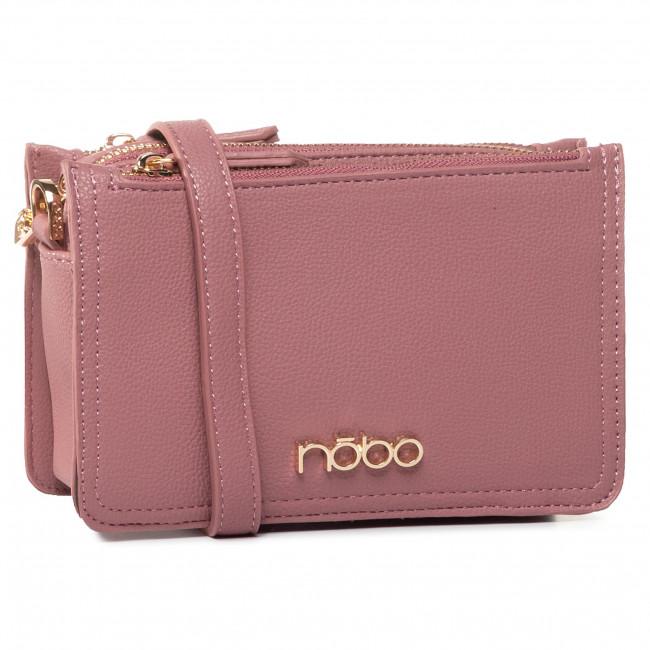 Kabelka NOBO - NBAG-I2680-C004 Ružová