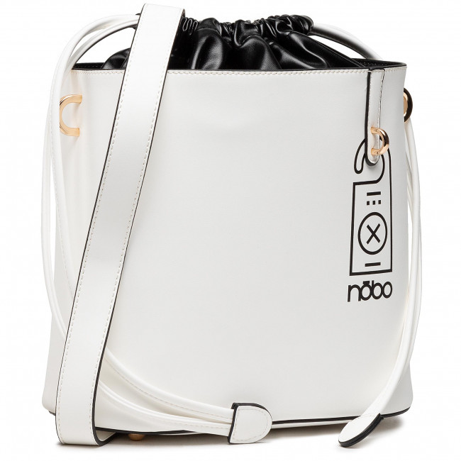 Kabelka NOBO - NBAG-I5160-C000 Biela