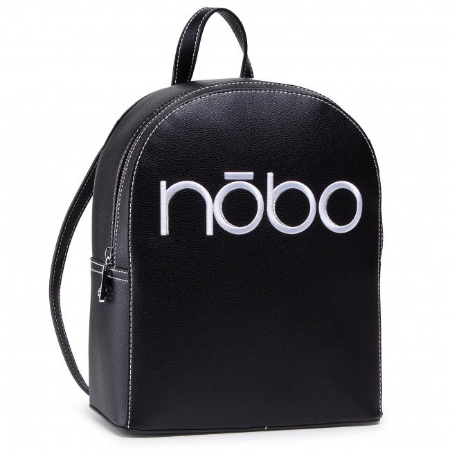 Ruksak NOBO - NBAG-J0510-C000 Čierna