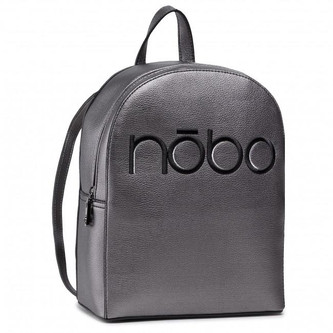 Ruksak NOBO - NBAG-J0510-C025 Stalowy