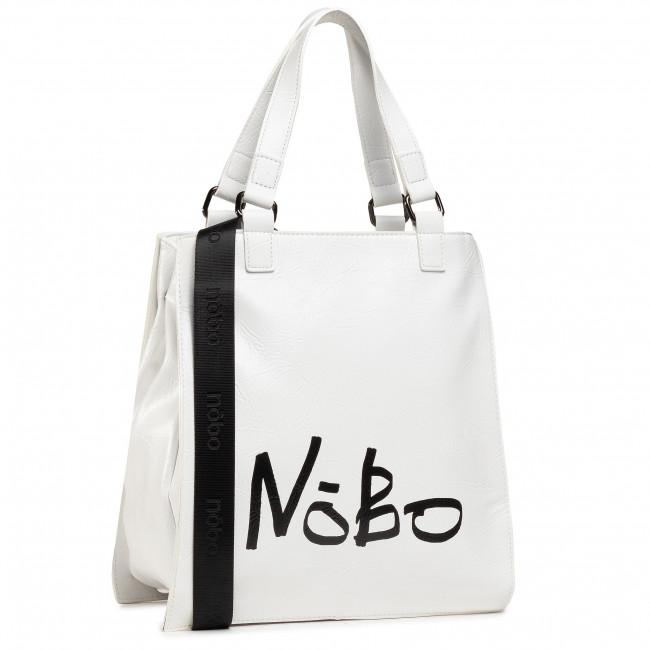 Kabelka NOBO - NBAG-J0970-C000 Biela