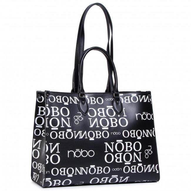 Kabelka NOBO - NBAG-J3730-C020 Čierna