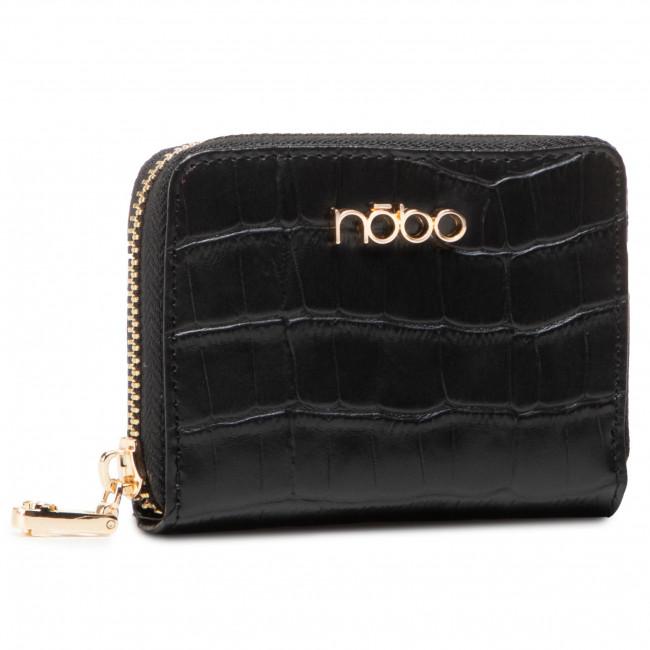 Malá Dámska Peňaženka NOBO - NPUR-LI0113-C020 Čierna