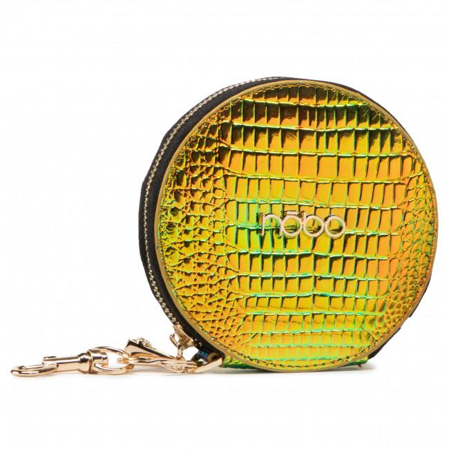 Peňaženka na mince NOBO - NPUR-LI0213-CM08 Oranžová Zelená