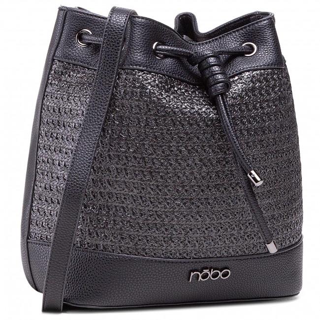 Kabelka NOBO - NBAG-K0760-C020 Čierna