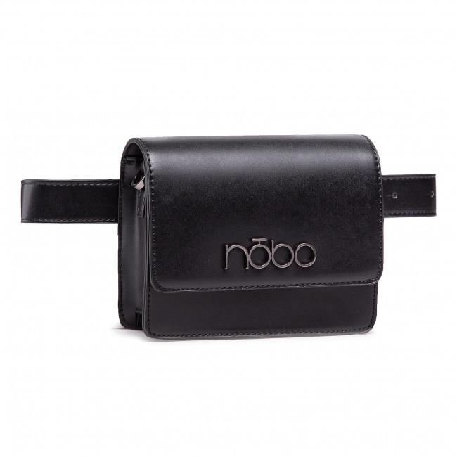 ľadvinka NOBO - NBAG-K0780-C020 Czarny
