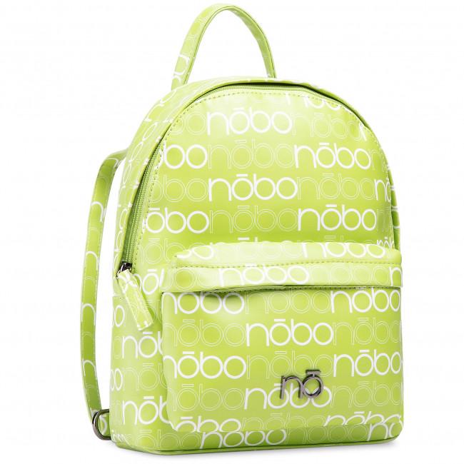 Ruksak NOBO - NBAG-K0800-C008  Zelená