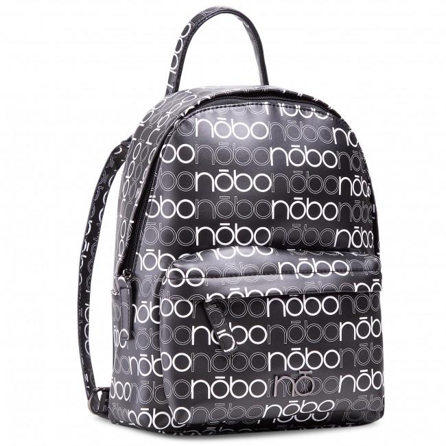 Ruksak NOBO - NBAG-K0800-C020 Čierna