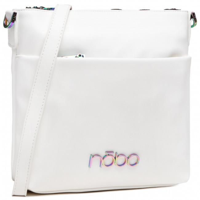 Kabelka NOBO - BAG-K1650-C000 Biela